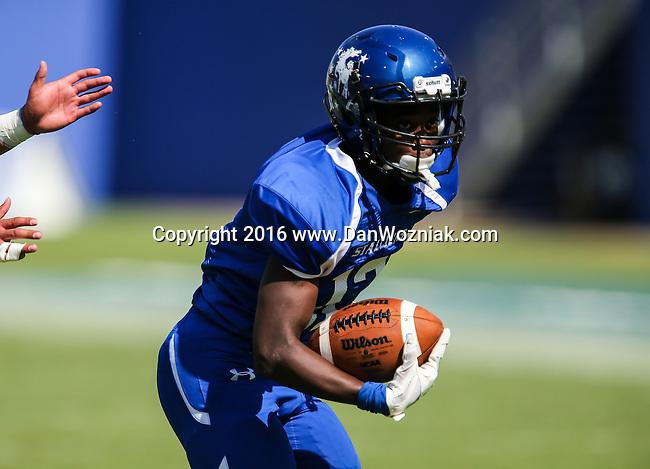 2016 HS Football: Cotton Bowl Stadium Prep Showcase- Lakeview Centennial vs North Mesquite
