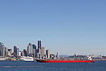 SEATTLE, WASHINGTON, USA ,Freighter