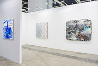 Pearl Lam Galleries booth at Art Basel Hong Kong 2015 on March 14, 2015 in Hong Kong, China. Photo by Xaume Olleros / studioEAST