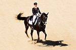 Engeland, London, 9 augustus 2012.Olympische Spelen London.PaardenSport.Het laatste optreden van Anky van Grunsven en Salinero op de Olympische spelen in London. Ze werden zesde