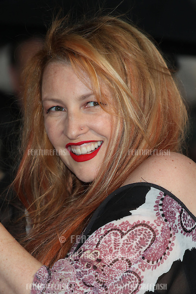 Jane Goldman arriving the UK Premiere of 'X-Men: Days of Future Past' at Odeon Leicester Square, London. 12/05/2014 Picture by: Alexandra Glen / Featureflash