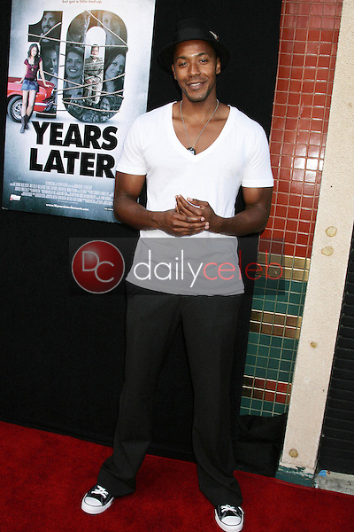 McKinley Freeman<br />at the Los Angeles Sneak Peek Screening of 'Ten Years Later'. Majestic Crest Theatre, Los Angeles, CA. 07-16-09<br />Dave Edwards/DailyCeleb.com 818-249-4998