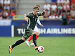 Germany's Max Meyer in action during the UEFA Under 21 Semi Final at the Stadion Miejski Tychy in Tychy. Picture date 27th June 2017. Picture credit should read: David Klein/Sportimage