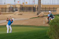 Haydn Porteous (RSA) on the 6th fairway during the 2nd round of  the Saudi International powered by Softbank Investment Advisers, Royal Greens G&CC, King Abdullah Economic City,  Saudi Arabia. 31/01/2020<br /> Picture: Golffile | Fran Caffrey<br /> <br /> <br /> All photo usage must carry mandatory copyright credit (© Golffile | Fran Caffrey)