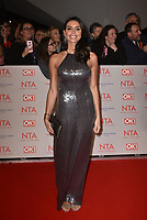 Christine Lampard attending the National Television Awards 2018 at The O2 Arena on January 23, 2018 in London, England. <br /> CAP/Phil Loftus<br /> &copy;Phil Loftus/Capital Pictures