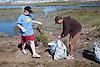 California Coastal Cleanup Day stock photos, Millbrae, CA, 2009