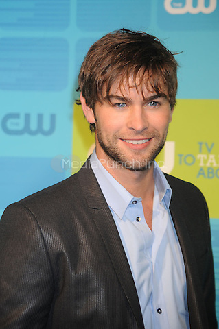Chace Crawford at the 2010 CW Upfront Green Carpet Arrivals at Madison Square Garden in New York City. May 20, 2010.Credit: Dennis Van Tine/MediaPunch