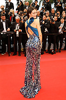 Marica Pellegrinelli attending the 'Pain and Glory / Dolor y gloria / Leid und Herrlichkeit' premiere during the 72nd Cannes Film Festival at the Palais des Festivals on May 17, 2019 in Cannes, France