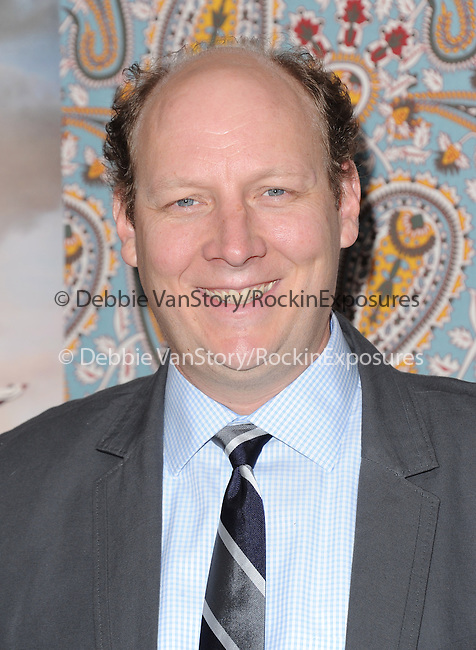 Dan Bakkedahl attends The Los Angeles Premiere for the third season of HBO's series VEEP held at Paramount Studios in Hollywood, California on March 24,2014                                                                               © 2014 Hollywood Press Agency