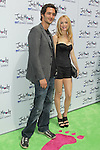 """JASON SILVA, HEATHER GRAHAM. Los Angeles Premiere of Relativity Media's """"Judy Moody And The Not Bummer Summer,""""  at the Arclight Hollywood. Los Angeles, CA USA. June 4, 2011. ©CelphImage"""