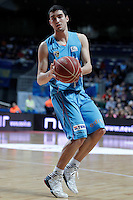 Asefa Estudiantes' Jaime Fernandez during Liga Endesa ACB match.January 6,2012. (ALTERPHOTOS/Acero) /NortePhoto