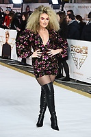 "Tallia Storm<br /> arriving for the ""Charlie's Angels"" premiere at the Curzon Mayfair, London.<br /> <br /> ©Ash Knotek  D3538  19/11/2019"