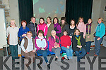 Film Preview: Attending the preview of a short film which was made by The Equality for Women Measure group, run by the NEKD that has been meeting in Listowel since September on Thursday last at St. Johns Arts Centre in Listowel were in front Phil Fealy, Mary O'Sullivan, Breda Rotchford, Margaret O'Flaherty & Eileen Quilter..Back : Bernadette O'Neill, Anita Riordan, Karen Costello, Mary Cremin, Claire Carmody, Dee Keogh, NEKD, Mary Tracey, Breda GaireSharon Hartnett. Patricia O'Sullivan & Lisa Fingleton.