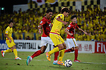 Kashiwa Reysol vs Guangzhou Evergrande during the 2015 AFC Champions League Quarter Final 1st leg match on August 25, 2015 at the Hitachi Kashiwa Stadium in Kashiwa, Japan. Photo by Matsunaga / World Sport Group