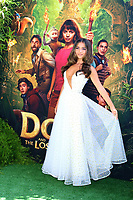 "LOS ANGELES - JUL 28:  Isabela Moner at the ""Dora and the Lost City of Gold"" World Premiere at the Regal LA Live on July 28, 2019 in Los Angeles, CA"