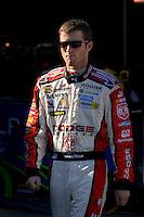Mar 30, 2007; Martinsville, VA, USA; Nascar Nextel Cup Series driver Kasey Kahne (9) during practice for the Goody's Cool Orange 500 at Martinsville Speedway. Martinsville marks the second race for the new car of tomorrow. Mandatory Credit: Mark J. Rebilas