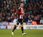 Richard Stearman of Sheffield Utd during the Championship match at Bramall Lane Stadium, Sheffield. Picture date 26th December 2017. Picture credit should read: Simon Bellis/Sportimage