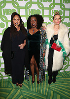 BEVERLY HILLS, CA - JANUARY 6: Ava DuVernay, Tarana Burke, at the HBO Post 2019 Golden Globe Party at Circa 55 in Beverly Hills, California on January 6, 2019. <br /> CAP/MPI/FS<br /> &copy;FS/MPI/Capital Pictures