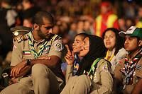 22nd World Scout Jamboree, Sweden 2011.
