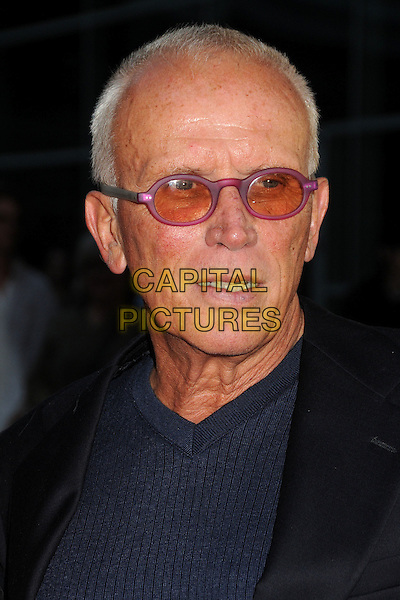 "Peter Weller.""Sons Of Anarchy"" Season 4 Premiere Screening held at the Cinerama Dome, Hollywood, California, USA..August 30th, 2011.headshot portrait tinted black blue glasses .CAP/ADM/BP.©Byron Purvis/AdMedia/Capital Pictures."