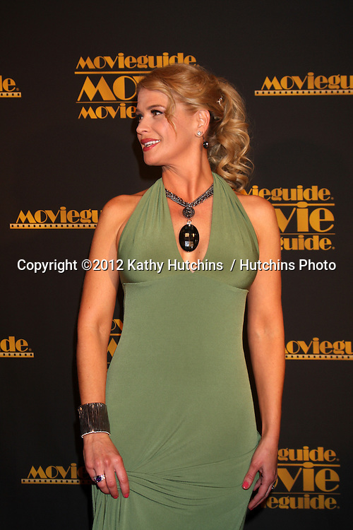 LOS ANGELES - FEB 10:  Kristy Swanson arrives at the 2012 Movieguide Awards at Universal Hilton Hotel on February 10, 2012 in Universal City, CA
