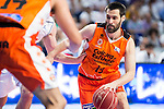 Valencia Basket's Fernando San Emeterio during the first match of the Semi Finals of Liga Endesa Playoff at Barclaycard Center in Madrid. June 02. 2016. (ALTERPHOTOS/Borja B.Hojas)