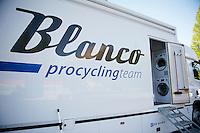 2013 Giro d'Italia.stage 10..Blanco Laundry Parlor