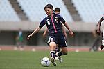 Hikaru Naomoto (JPN), .JUNE 17, 2012 - Football / Soccer : .Women's International Friendly match between U-20 Japan 1-0 U-20 United States .at Nagai Stadium, Osaka, Japan. (Photo by Akihiro Sugimoto/AFLO SPORT) [1080]