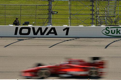 17-18 July, 2015, Newton, Iowa USA<br /> Graham Rahal<br /> ©2015 Scott R LePage <br /> LAT Photo USA