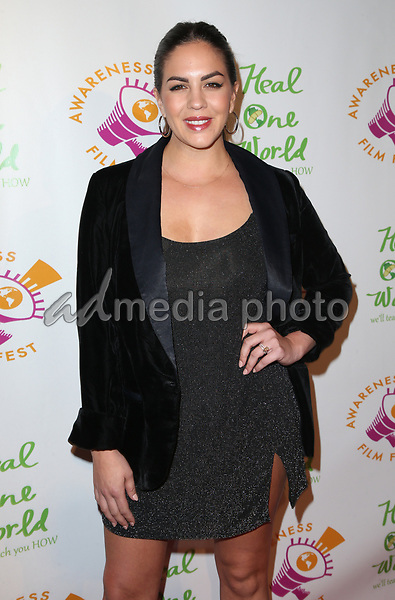 """05 October 2017 - Los Angeles, California - Katie Maloney. """"The Road To Yulin And Beyond"""" Los Angeles Premiere. Photo Credit: F. Sadou/AdMedia"""