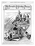 Mr Punch's Holiday Pages
