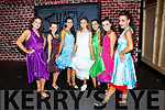 Light Opera Society of Tralee's production of West Side Story at Siamsa Tíre on Thursday. Pictured Doireann O'Carroll, Roisin Moriarty, Kay Barry, Sarah Cleary, Lorraine Lyne, Andrea Dowling, Katrina Galvin,