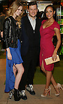 Lydia Hearst, Tommy Buckett and Dania Ramirez Attend Garnier Fructis and Celebrity Hairstylist Tommy Buckett Celebrates the Start of Fashion Week and the Opening of the Garnier Fructis Blow Out Bar & Style Station With An Exclusive VIP Cocktail Party At The Time Warner Center, NY   2/7/13