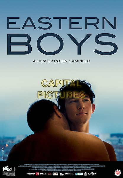 POSTER ART<br /> in Eastern Boys (2013) <br /> *Filmstill - Editorial Use Only*<br /> CAP/NFS<br /> Image supplied by Capital Pictures