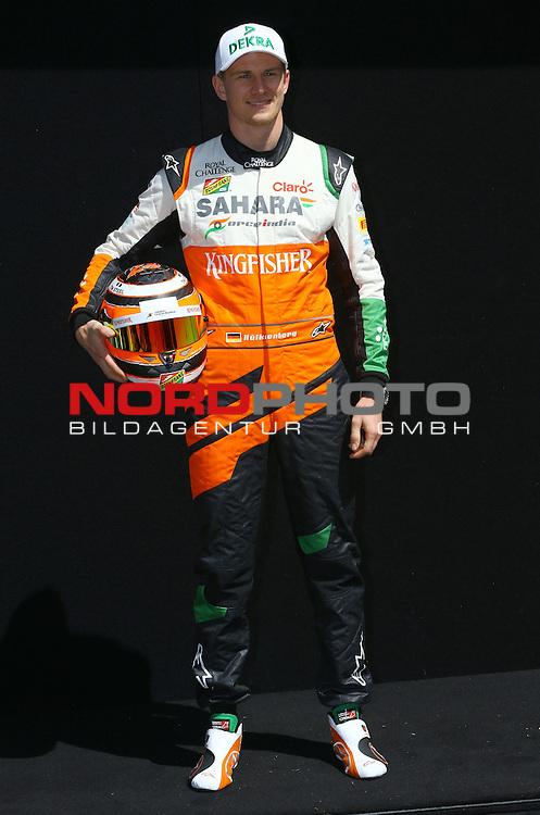 Nico Huelkenberg (GER), Force India Formula One Team<br /> for the complete Middle East, Austria &amp; Germany Media usage only!<br />  Foto &copy; nph / Mathis