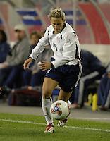 Kristine Lilly v Norway. 2003WWC USA/Norway quarter final