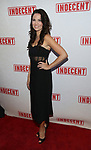 Julie Boardman attends the Broadway Opening Night Performance of  'Indecent' at The Cort Theatre on April 18, 2017 in New York City.