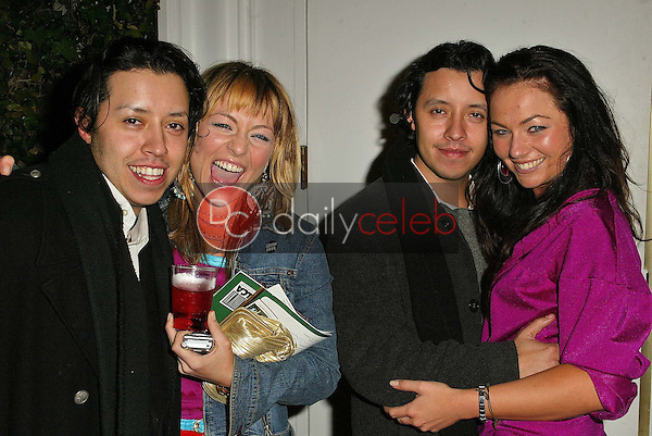 Carlos Ramirez and Anise Labrum and Efren Ramirez and Lindsey Labrum