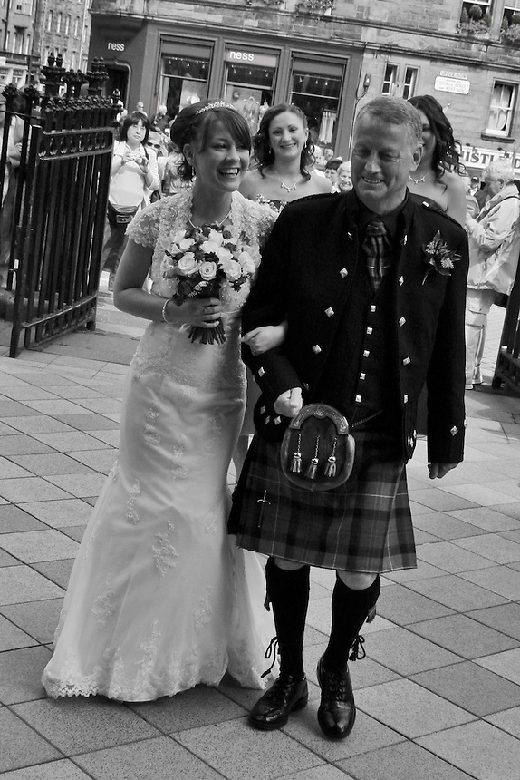 Gordon and Joanna Corry's Wedding