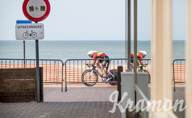 Bikes allowed<br /> <br /> 3 Days of De Panne 2017<br /> afternoon stage 3b: ITT De Panne-De Panne (14,2km)