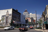 Greensboro, NC, North Carolina, Downtown Greensboro