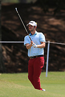Harrison Endycott (AUS) on the 9th fairway during Round 3 of the Australian PGA Championship at  RACV Royal Pines Resort, Gold Coast, Queensland, Australia. 21/12/2019.<br /> Picture Thos Caffrey / Golffile.ie<br /> <br /> All photo usage must carry mandatory copyright credit (© Golffile | Thos Caffrey)