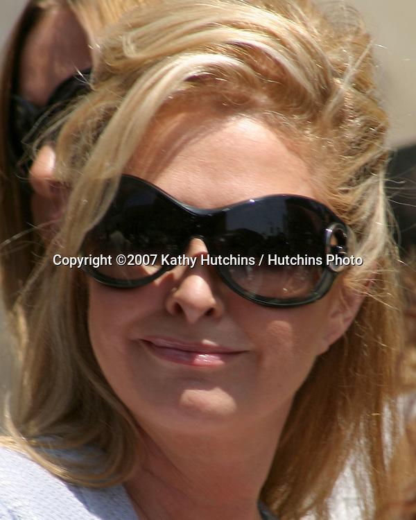 Kathy Hilton.Barbara Walters receives Star on the Hollywood Walk of Fame.Hollywood & Highland.Los Angeles, CA.June 14, 2007.©2007 Kathy Hutchins / Hutchins Photo....
