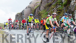 Molls Gap at the Ring of Kerry cycle on Saturday.