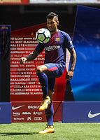 2017.08.17 Presentacion FC Barcelona