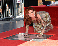 Debra Messing Star Ceremony