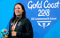 Commonwealth Games - Swimming - Optus Aquatics Centre, Gold Coast, Australia - Sophie Pascoe of New Zealand wins Gold in the Women's SM10 200m Individual Medley final. 7 April 2018. Picture by Alex Whitehead / www.photosport.nz