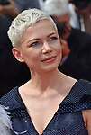 18.05.2017; Cannes, France: MICHELLE WILLIAMS<br />