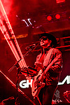 Ghostland Observatory on the Franklin Mountains Stage Day Two the Neon Desert Music Festival, May 28, 2017 El Paso Texas