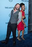 WASHINGTON, DC - JUNE 4: Actors John Pyper-Ferguson and Christina Elmore attends The Last Ship premiere screening, a partnership between TNT and the U.S. Navy on June 4, 2014 in Washington, D.C. Photo Credit: Morris Melvin / Retna Ltd.